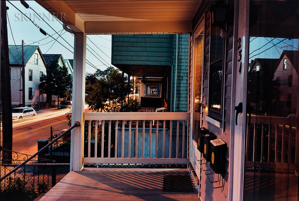 Mary Kocol (American, b. 1962)      Porch Infinity