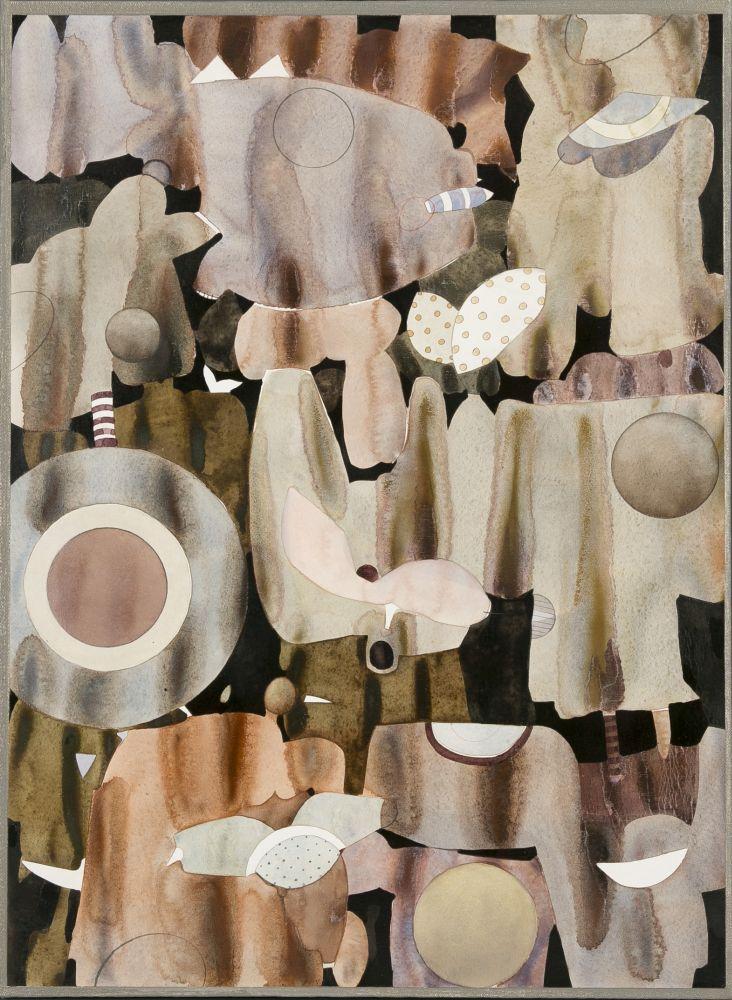 Susan Swinand (Massachusetts, b. 1943), In the Depths, III