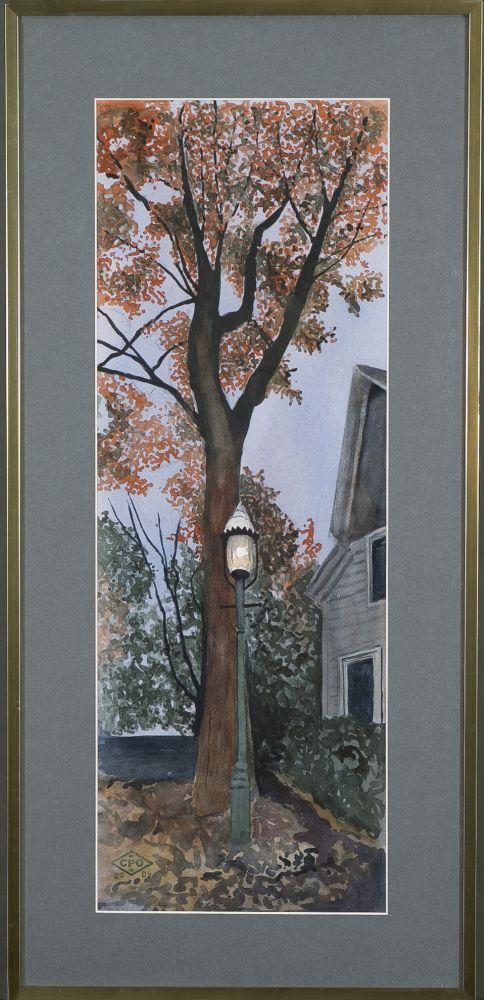 Christina O'Neill (Massachusetts, b. 1950), Farnum Street