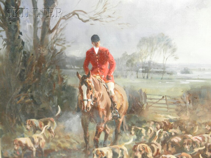 John Theodore Eardley Kenney (British, 1911-1972)      Going Home