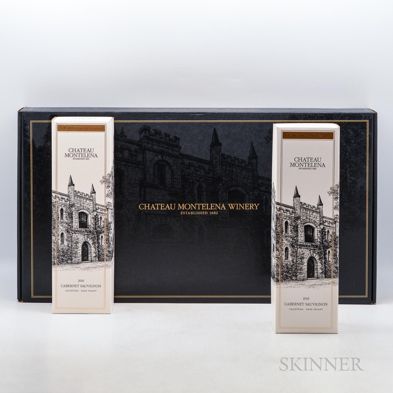 Chateau Montelena Cabernet Sauvignon Estate 2016, 6 bottles (oc)