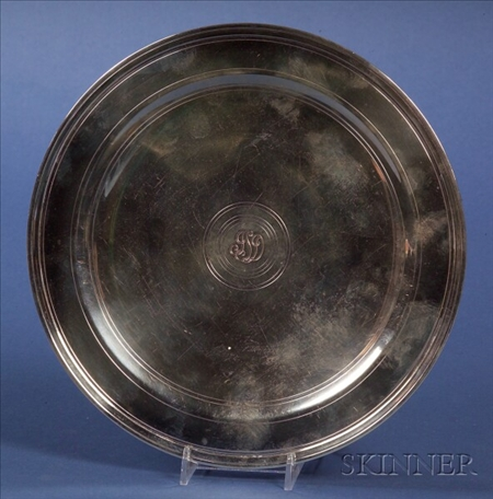 Tiffany & Co. Sterling Cake Plate