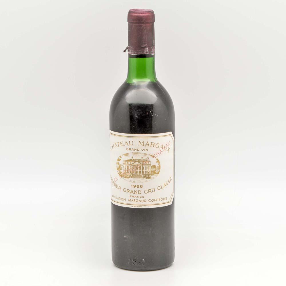 Chateau Margaux 1966, 1 bottle