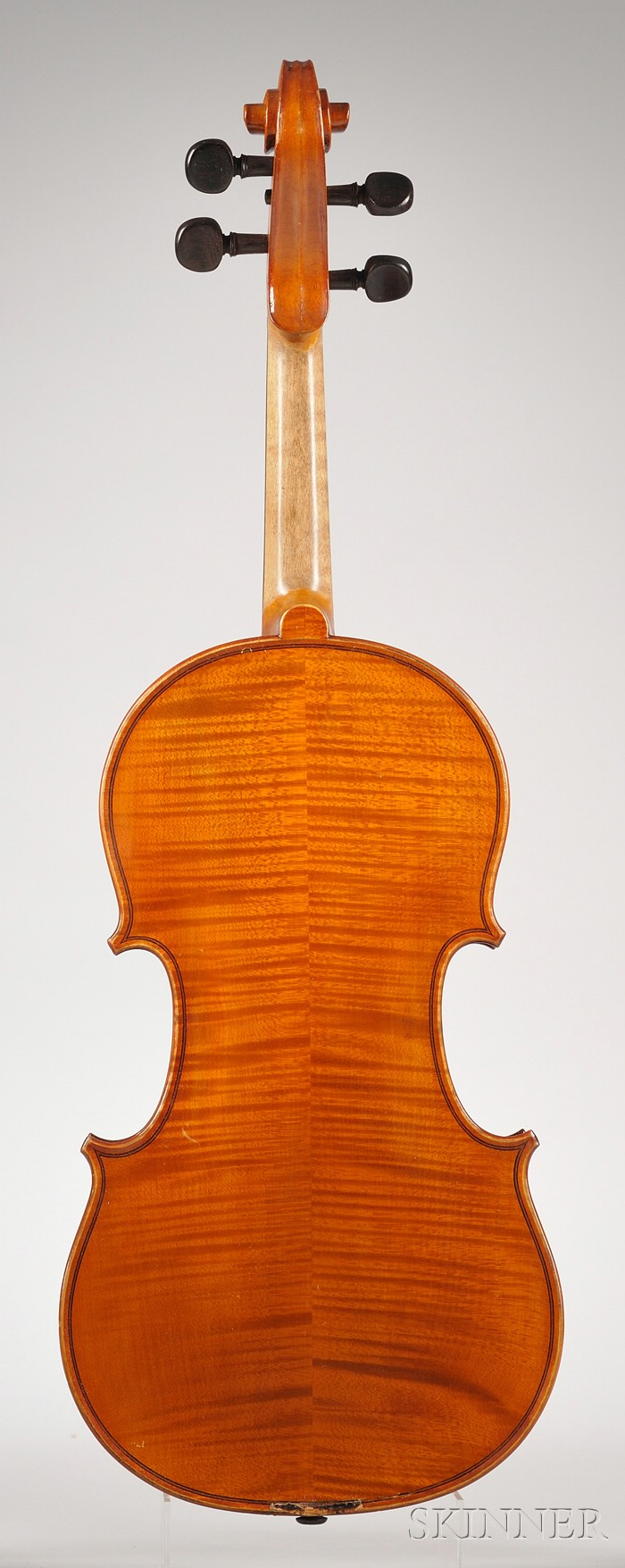 French Violin, Charles Bailly Workshop, Mirecourt, 1919