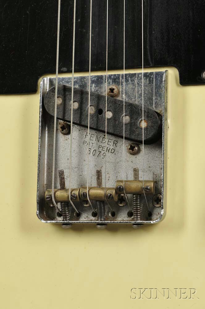 Fender Telecaster Electric Guitar, 1954