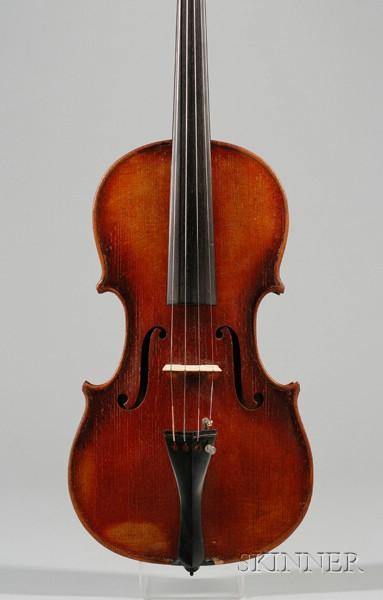 Saxon Violin