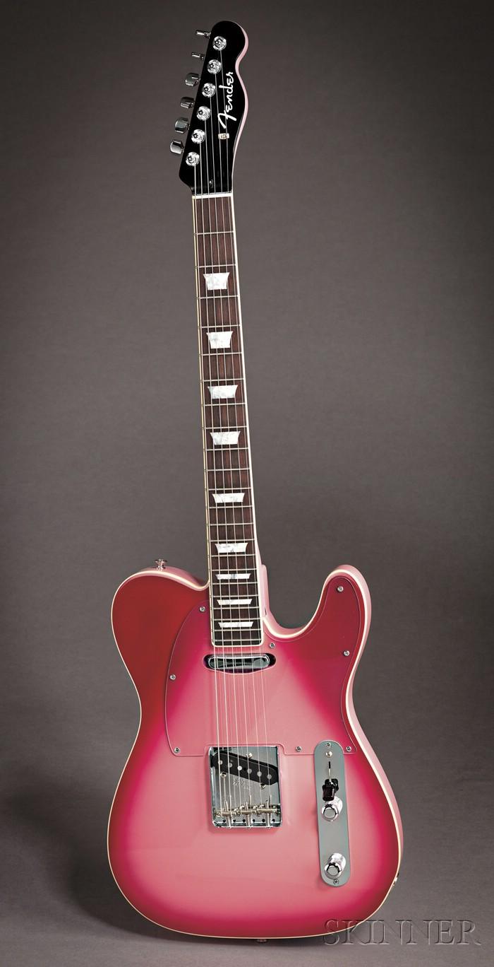 American Guitar, Fender Custom Shop, Corona, 2008, Model Telecaster