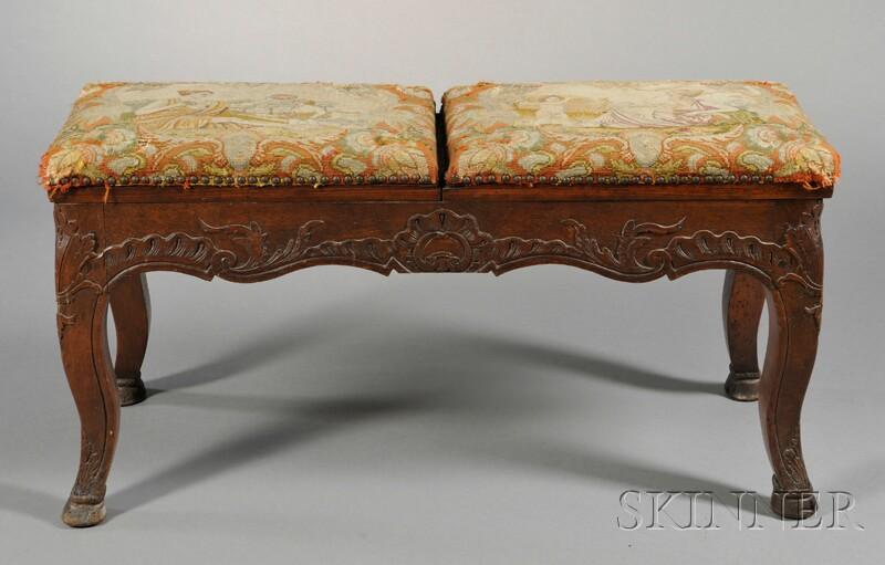 Italian Upholstered Bench