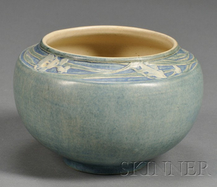 Newcomb Pottery Decorated Bowl