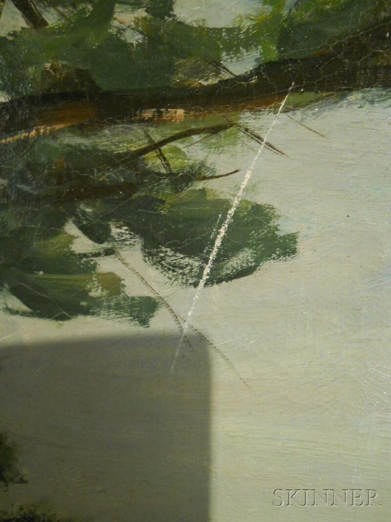 Korean Oil Painting