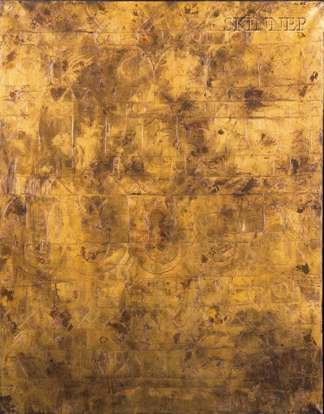 Pierre Jacquemon (Franco/American, b. 1936)      Patterns