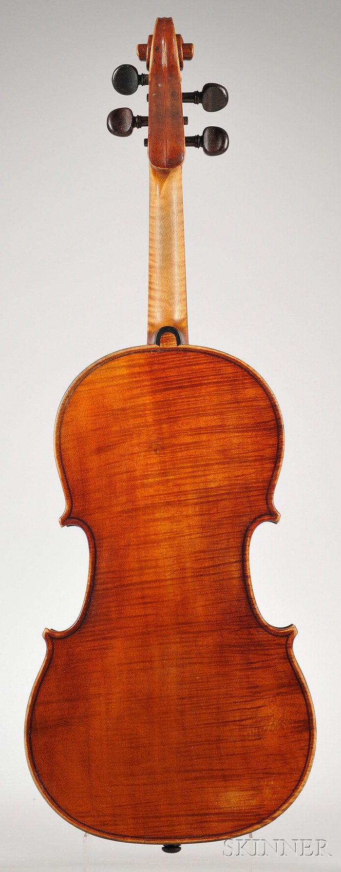 French Violin, c. 1900, possibly Auguste Falisse