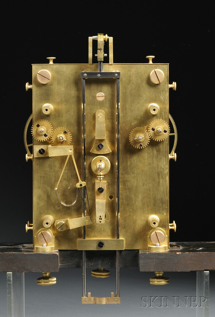 E. Howard 90-Day Wall Regulator with Fay's Escapement