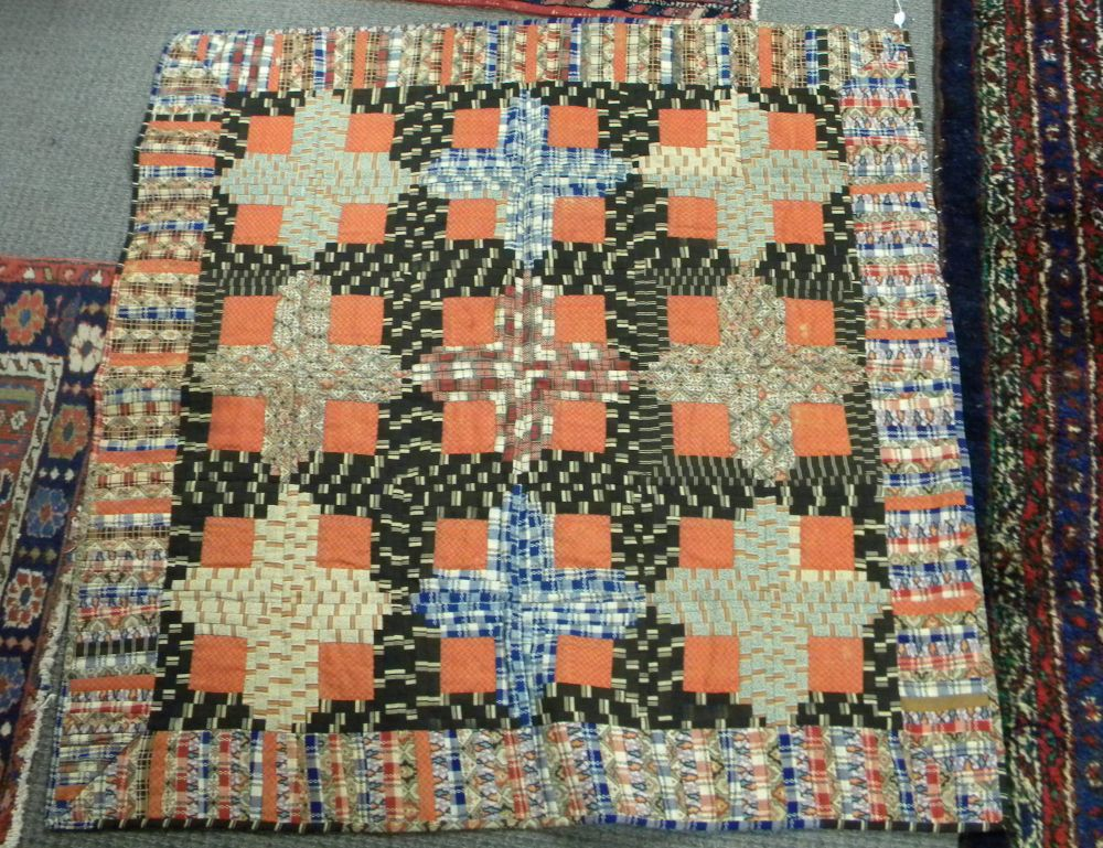Two Cotton Quilts