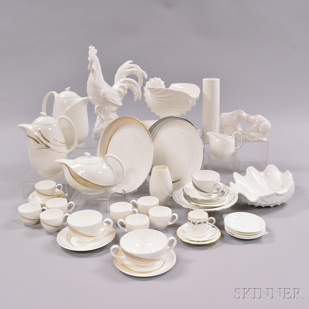 Approximately Forty Pieces of Modern Wedgwood Bone China
