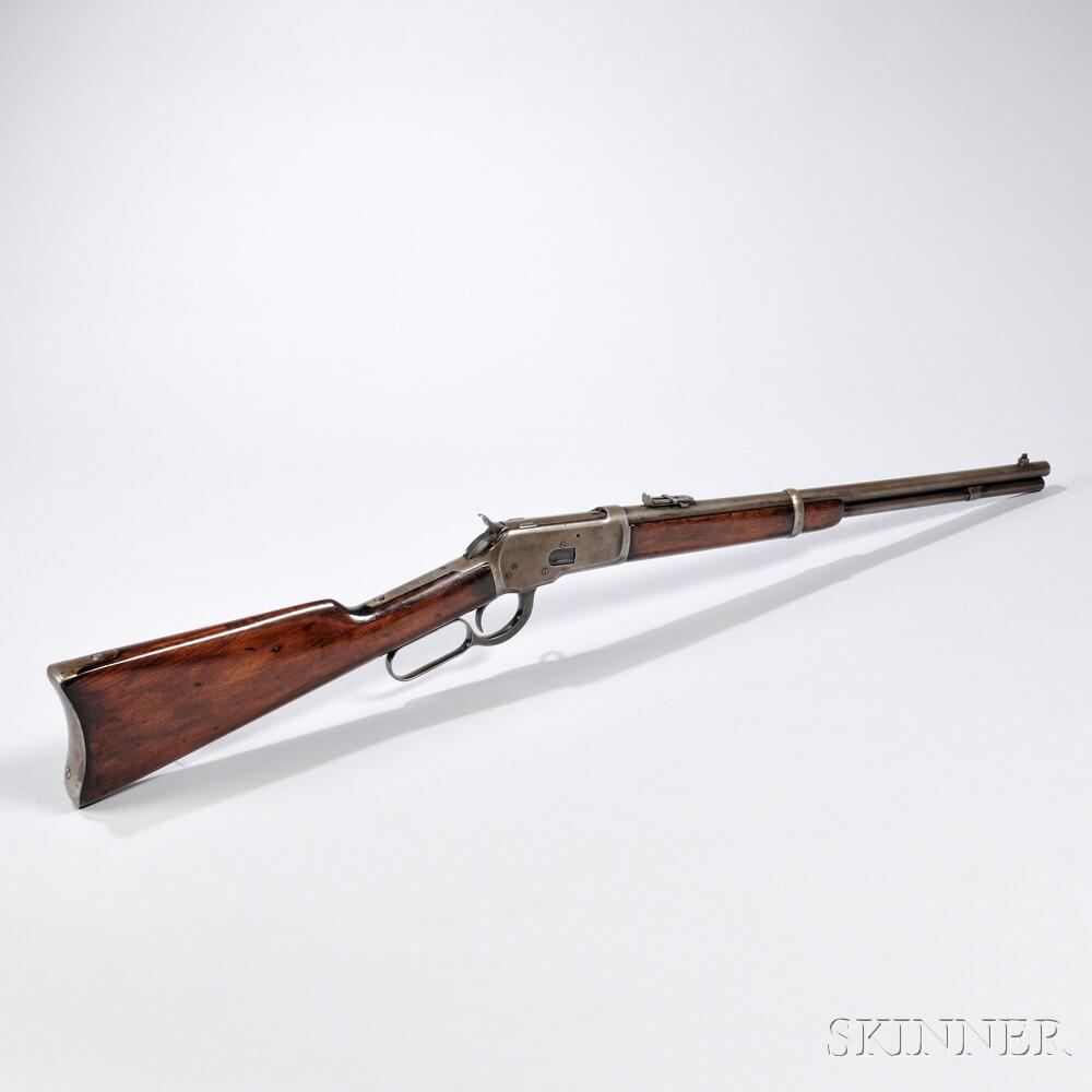 Winchester Model 1893 Saddle Ring Carbine