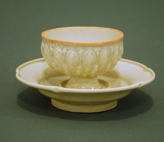 Qingbai Cup and Stand