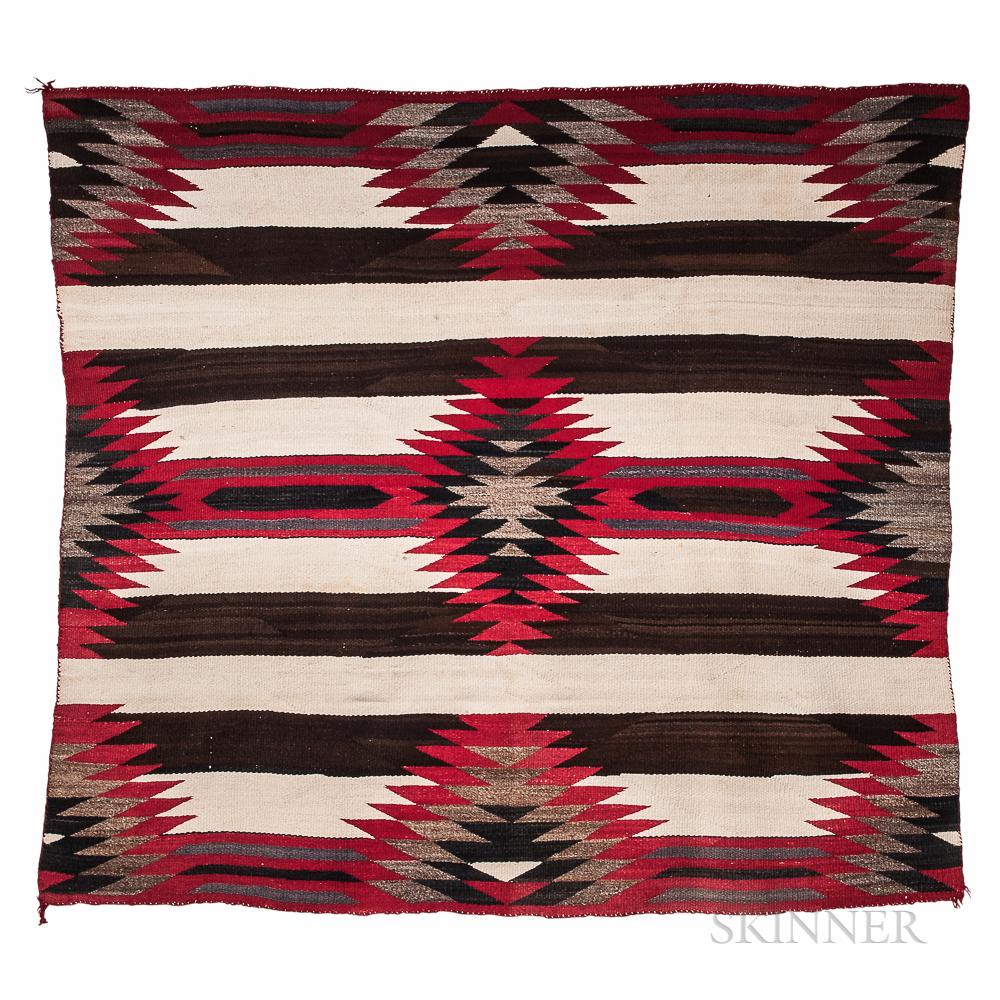 Navajo Chief's Blanket Weaving
