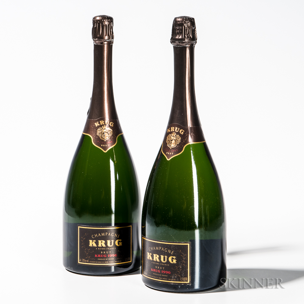 Krug 1996, 2 magnums (1 x pc)