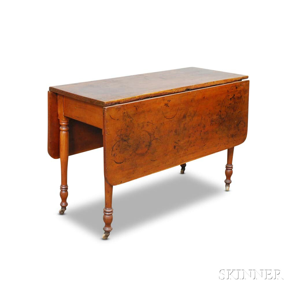 Federal Maple Drop-leaf Table