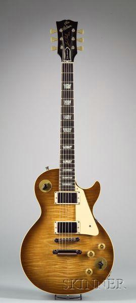 American Electric Guitar, Gibson Incorporated, Kalamazoo, 1971, Prototype Model