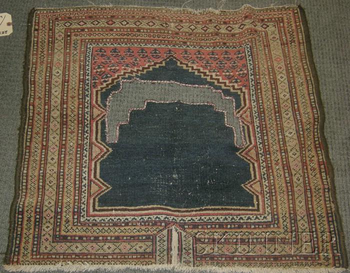 Northwest Persian Saddle Cover