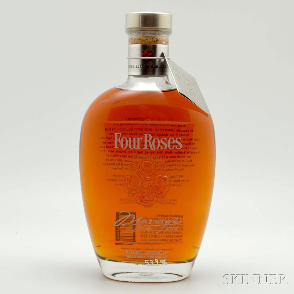 Four Roses Mariage Collection, 1 750ml bottle