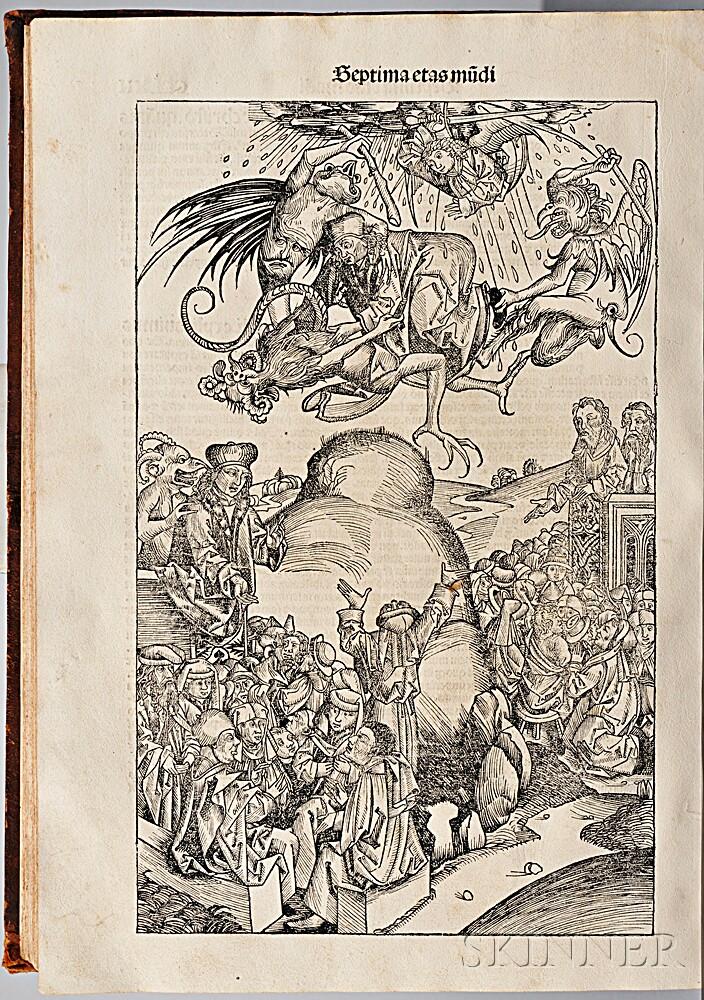 Schedel, Hartmann (1440-1514) Liber Chronicarum