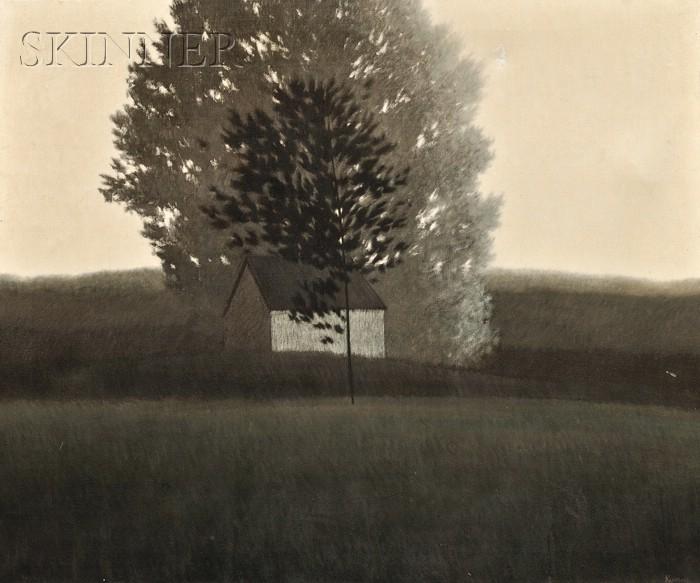 Robert Kipniss (American, b. 1931)      Solitary