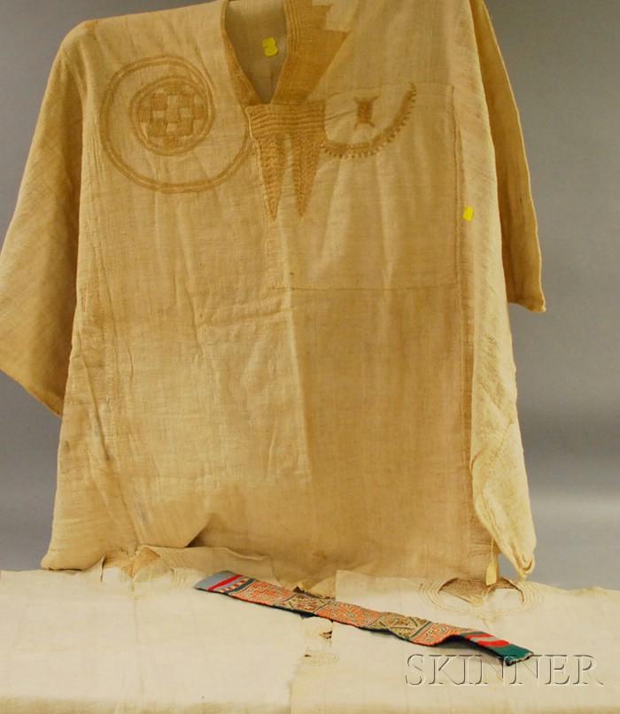 African Fulani Textiles