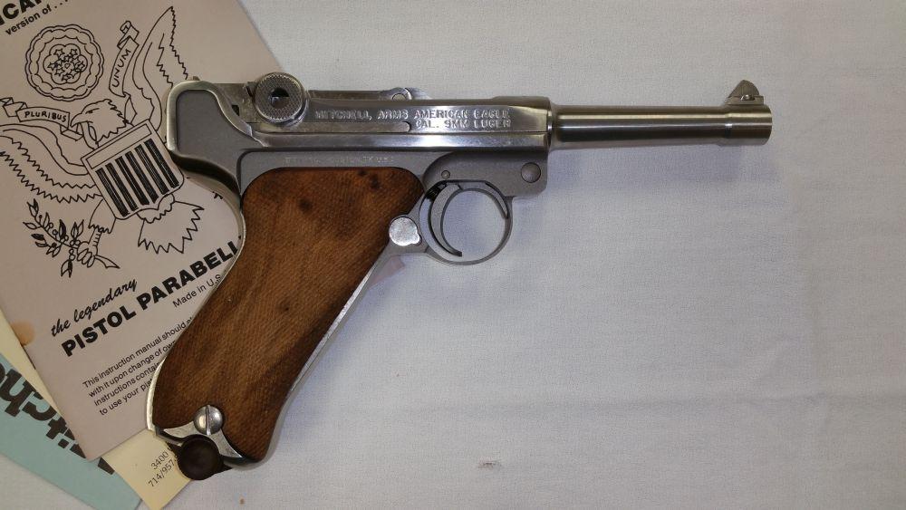 Mitchell Arms P-08 Pistol Parabellum