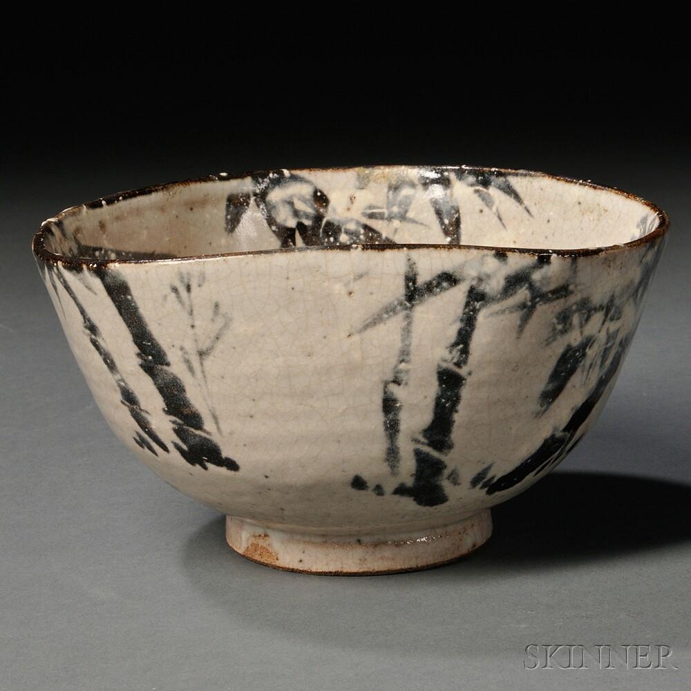 Studio Pottery Tea Bowl