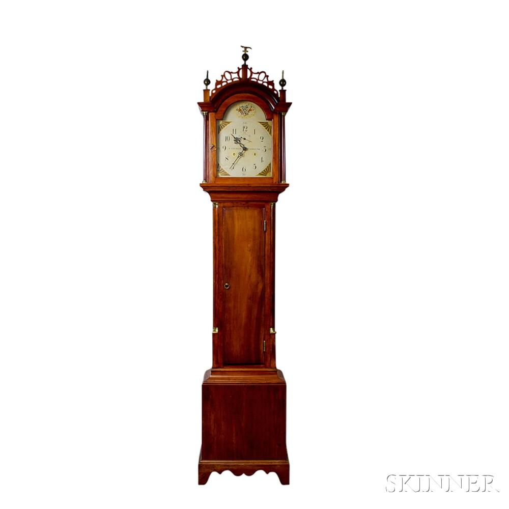 Seth Thomas Thirty-hour Tall Clock