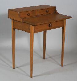 Shaker Pine and Poplar Desk