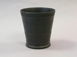 Wedgwood Black Basalt Beaker