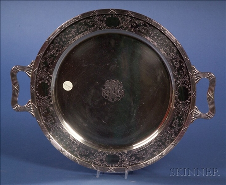 Black, Starr & Frost Sterling Tray