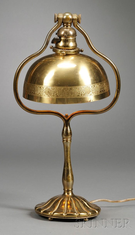 Tiffany Studios Table Lamp
