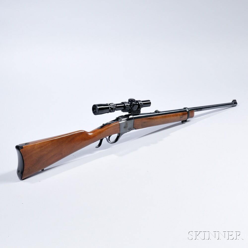 Ruger No. 3 Rifle