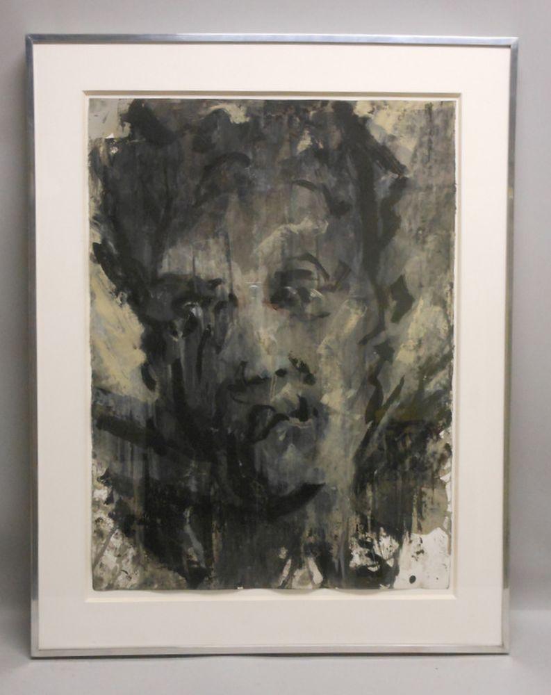 David Stern (American, b. 1956)    Self Portrait