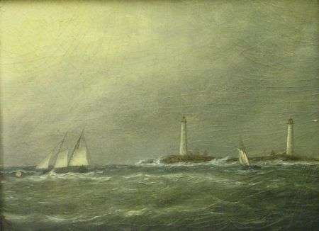 Clement Drew (American, 1806 - 1889)