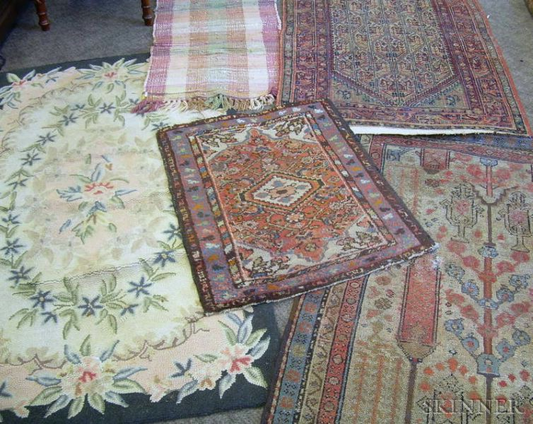 Five Rugs