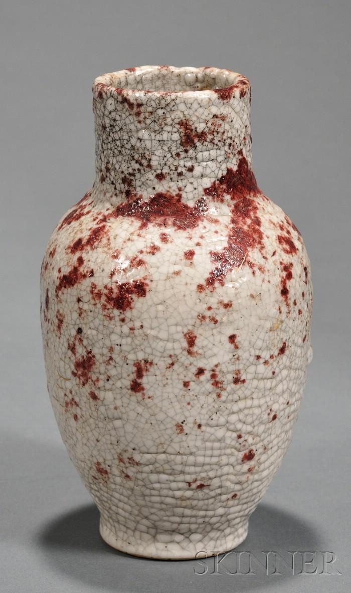 Chelsea Keramic Art Works Vase