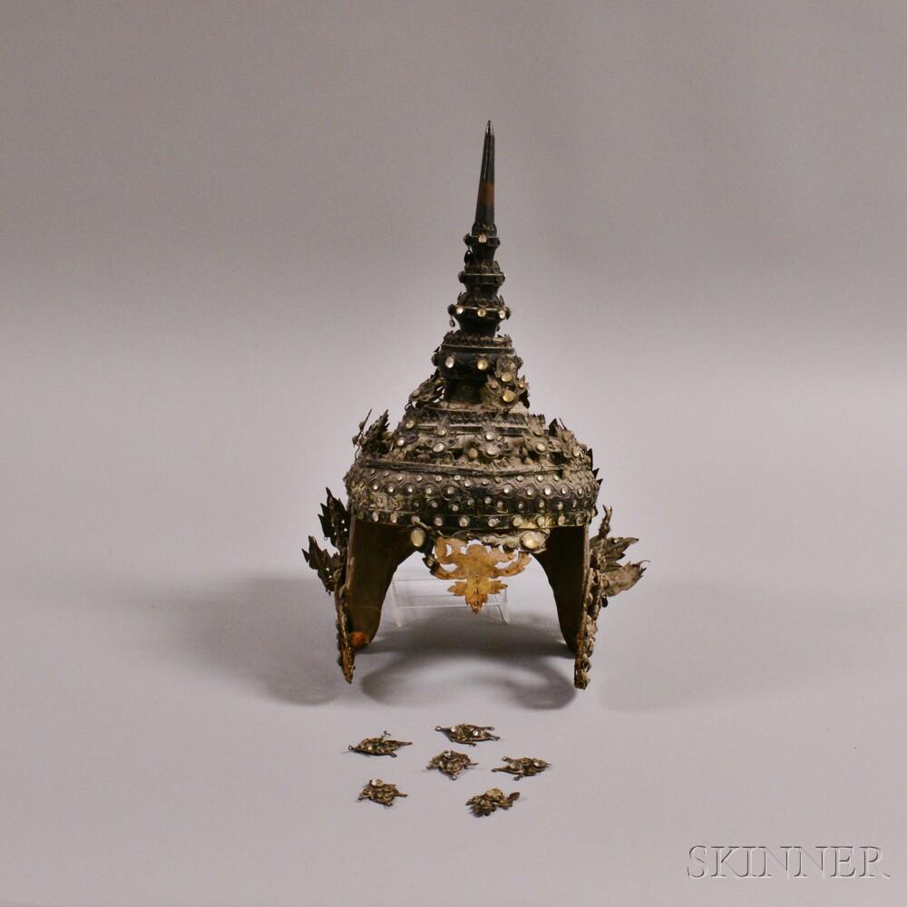 Balinese Headdress