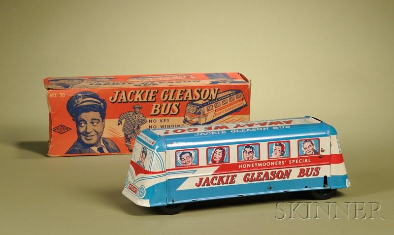 """Wolverine  Jackie Gleason """"Honeymooners' Special"""" Bus"""