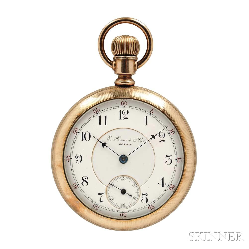 Howard Series VIII Split Plate Watch