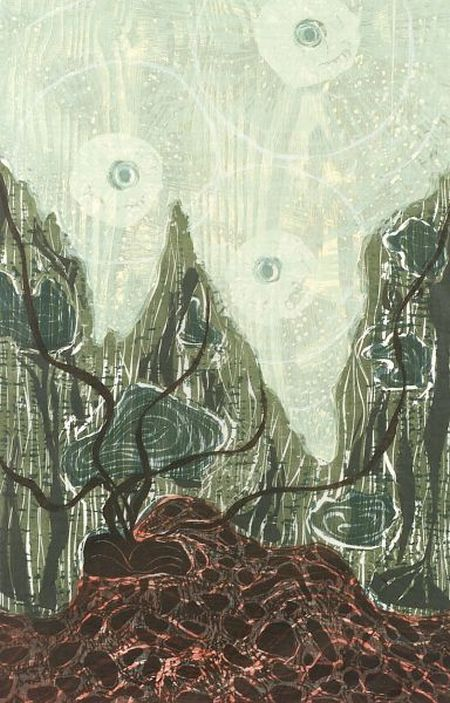 Gregory Amenoff (American, b. 1948)  The Starry Floor