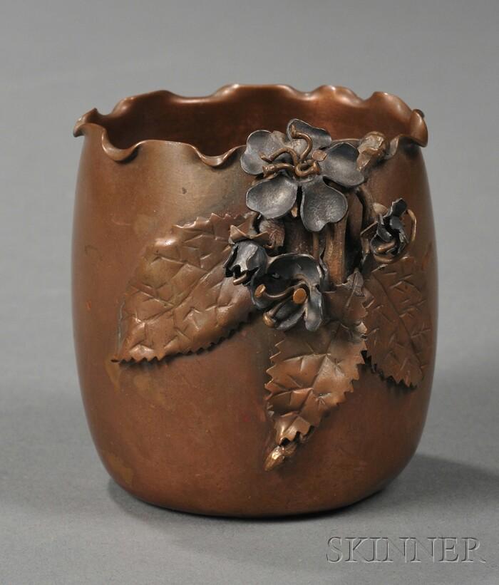 Gorham Mixed-metal Cup