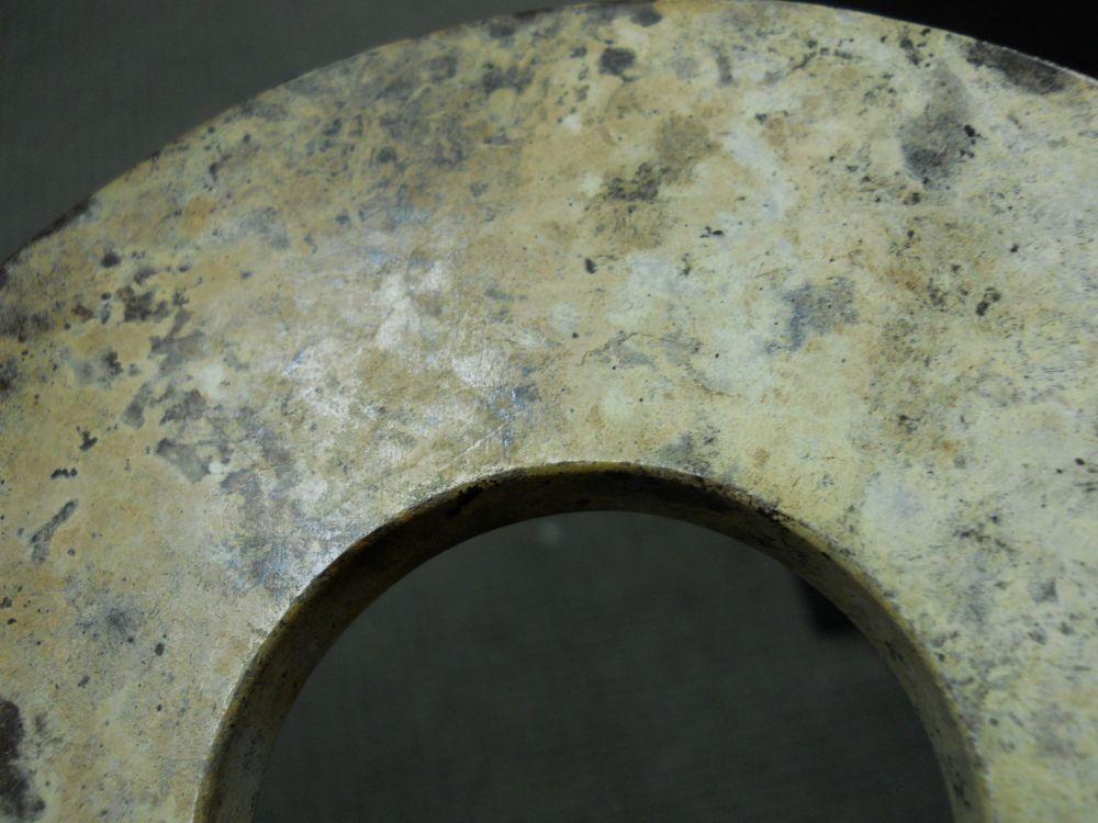 Nephrite Jade Belt Buckle