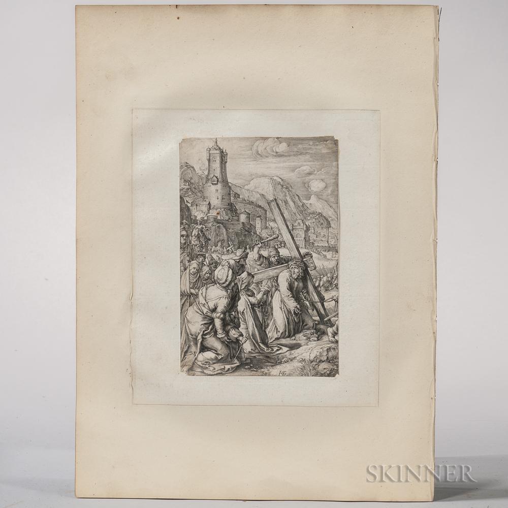 Old Master Prints, Album of 16th Century Engravings.