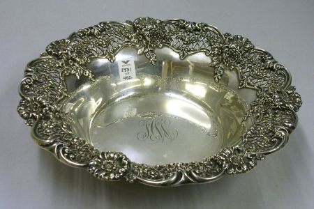 Dominick & Haff Francis I Sterling Silver Bowl